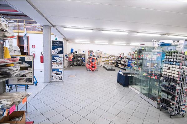 negozio accessori nautici