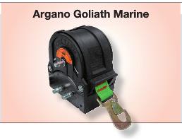 Argano Goliath Marine